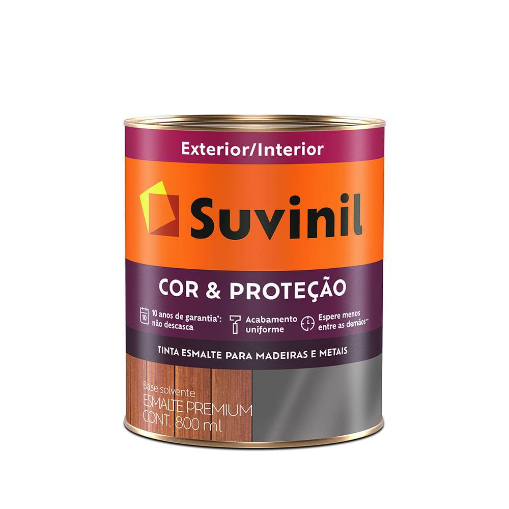 19f133e1a2153 Suvinil Esmalte Cor e Proteção Acetinado não descasca