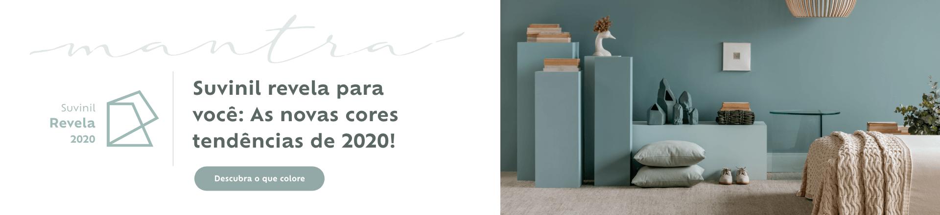 Novas Cores - Tendencias 2020